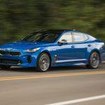 2018 Kia Stinger 3.3T AWD - Instrumented Test
