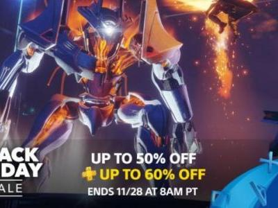 PlayStation Black Friday Deals Now Available for Everyone