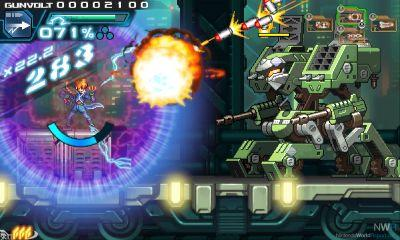 Inti Creates Announces Azure Striker Gunvolt Collection For Switch, Dates Mighty Gunvolt Burst
