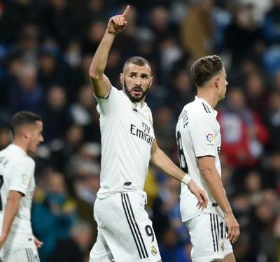 Real Madrid 1 Rayo Vallecano 0: Benzema secures steady response to CSKA loss