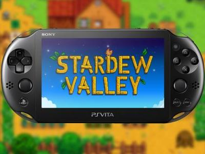 Stardew Valley launching for PlayStation Vita on May 22
