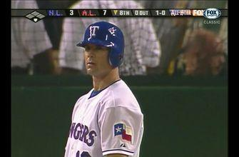 WATCH: Michael Young Leadoff Double   2005 MLB All-Star Game