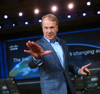 Cisco chairman John Chambers has resigned and will move on to the 'next chapter' in his career