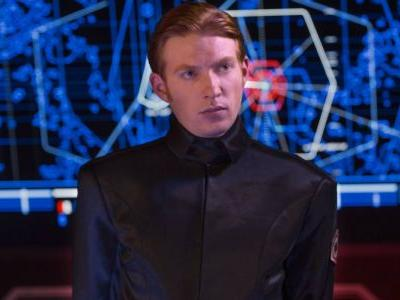 Domhnall Gleeson Was 'Surprised' Hux Survived The Last Jedi