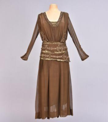 DressEarly 20th CenturyWhitaker Auctions