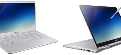 Samsung refreshes its Notebook 9 laptop line