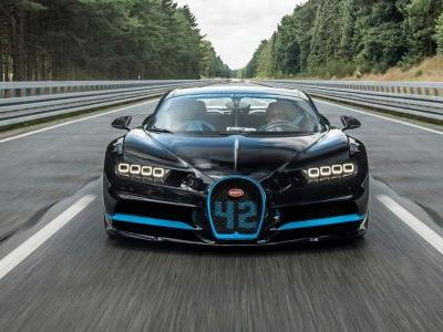 Bugatti Will Launch A Second Model Line - And It'll Be An SUV