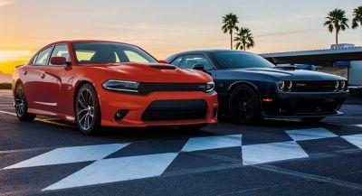 FCA Investigating Right-Hand Drive Challenger And Charger
