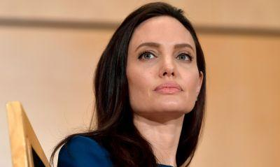 Angelina Jolie Reveals She Was Diagnosed With Bell's Palsy After Brad Pitt Split
