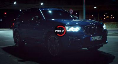 Watch The All-New BMW X3 Being Revealed Live Right Here