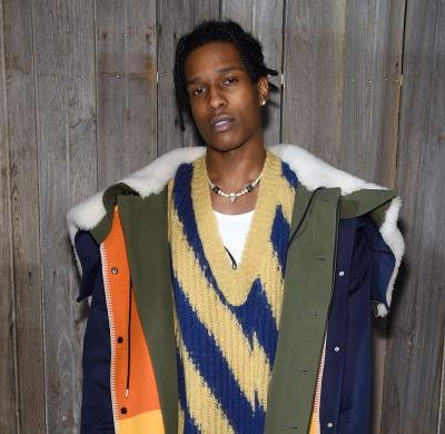"A$AP Rocky - ""Herojuana Blunts"" Video"