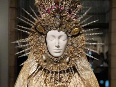 'Heavenly Bodies: Fashion and the Catholic Imagination' Is The Met's Largest Exhibit to Date