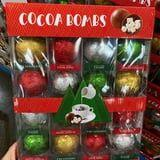 I'm Weirdly Tempted to Decorate My Christmas Tree in These Hot Cocoa Bombs From Costco