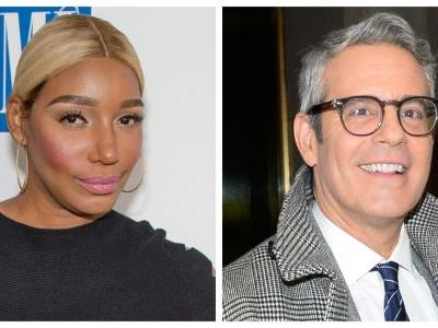 'RHOA' Star NeNe Leakes Was 'Never Following' Andy Cohen to Begin With After Allegedly Unfollowing Him