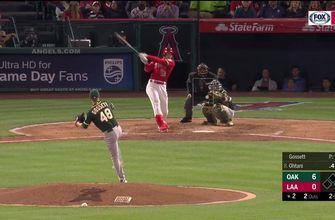 Welcome to the SHO! Ohtani homers in 3rd straight game