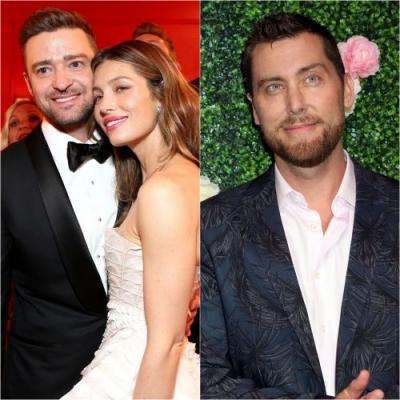 Aww! Lance Bass Thinks Justin Timberlake and Jessica Biel's 2nd Baby Is 'Cute'