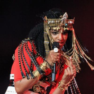"""M.I.A. Says Jay-Z Encouraged Her To Comply With """"Ridiculous"""" Demands In Settlement With NFL"""