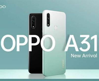Oppo A31 to Launch in India Next Week, Sale Offers Revealed