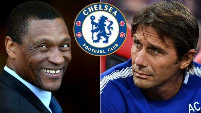 How Michael Emenalo is positioning himself for Chelsea job if Antonio Conte leaves