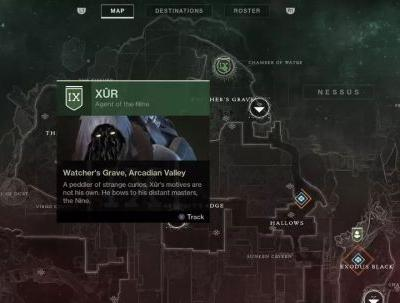 Destiny 2: Xur location and inventory, June 29 - July 2