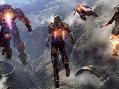 Anthem Will Have Larger Areas Than Destiny, Says Developer