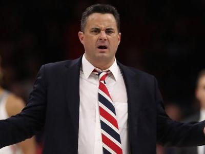 FBI wiretaps reportedly recorded University of Arizona head coach discussing $100,000 payment to land a top high school recruit