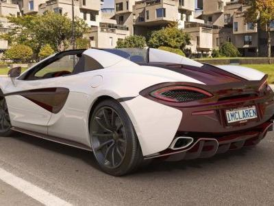 If You Really Love Canada, This Is The McLaren 570S For You