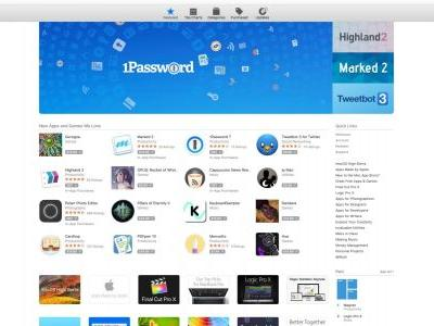 Gruber suggests Mac App Store to get iOS 11-style redesign in macOS 10.14