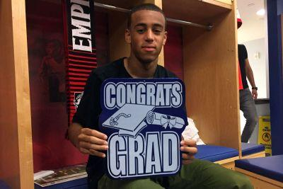HS graduation or NYCFC-Red Bulls showdown? A 'no-brainer'