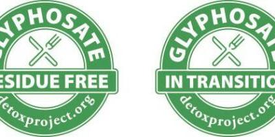 """Look For """"Glyphosate Residue Free"""" Certification Coming Soon!"""