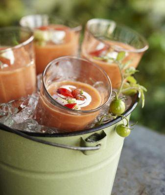 7 Chilled Soups to Beat the Heat