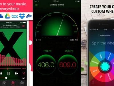 7 paid iPhone apps on sale for free on July 17th