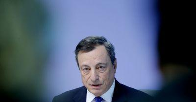 ECB's Draghi expected to remain cagey on stimulus exit plans