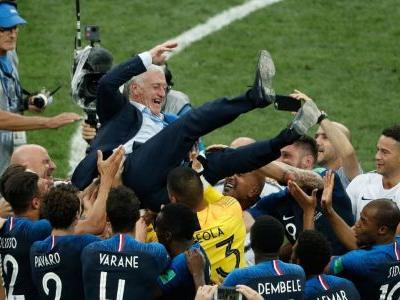 Making of a champion: How France built a team of World Cup winners