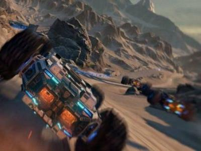 GRIP: Combat Racing Gets Launch Trailer