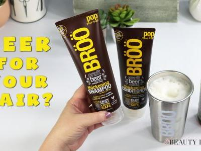 BROO Gift Set - Beer for your Hair!