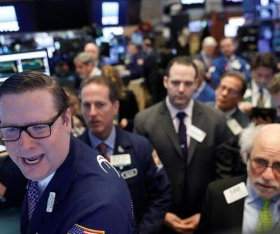 The Dow jumps 400 points, claws back some of its October losses