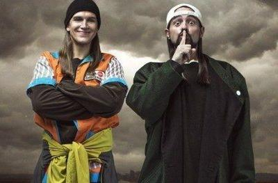 Jay and Silent Bob Reboot BTS Video & First Look Photo