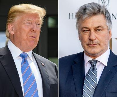Alec Baldwin says he 'would absolutely win' against Trump in 2020 election