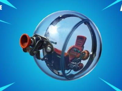 Fortnite v8.10 update adds The Baller, The Getaway LTM, Wooden Lodge Creative theme and reduces number of player islands on each server