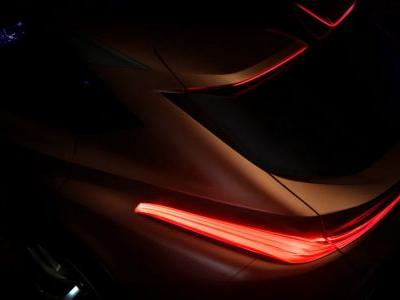 Lexus Teases LF-1 Flagship SUV Concept Ahead Of Detroit Debut