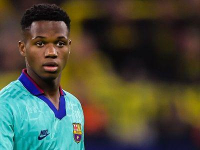Sources: Barca in row with Spain over Fati