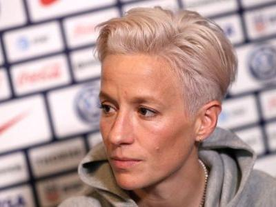 Rapinoe kicks FIFA, says women's soccer not treated equally