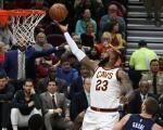 LeBron James' triple-double leads Cleveland Cavaliers past Lonzo Ball, Los Angeles Lakers