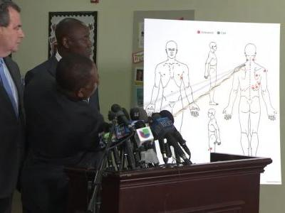 Private autopsy: Stephon Clark shot 8 times, 6 times in back