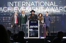 Arcade Fire, Shawn Mendes & More Win Big at the 2018 Juno Gala