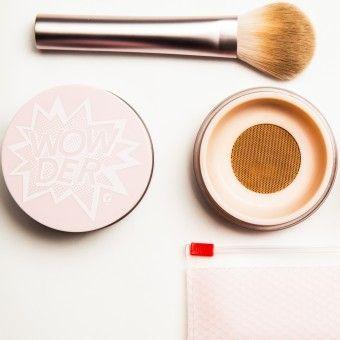 Glossier's New Powder Is The Anti-Highlighter
