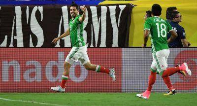Mexico scores early, pushes past Honduras