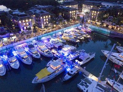 Thailand Yacht Show & RendezVous Driving Growth Of Marine Leisure Tourism In Thailand
