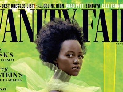 Must Read, Lupita Nyong'o Covers 'Vanity Fair,' Tom Ford Makes His Mark on the CFDA Board